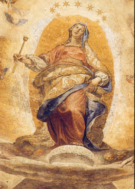 Basilica_Baroque_art_Santa_Maria_Rome